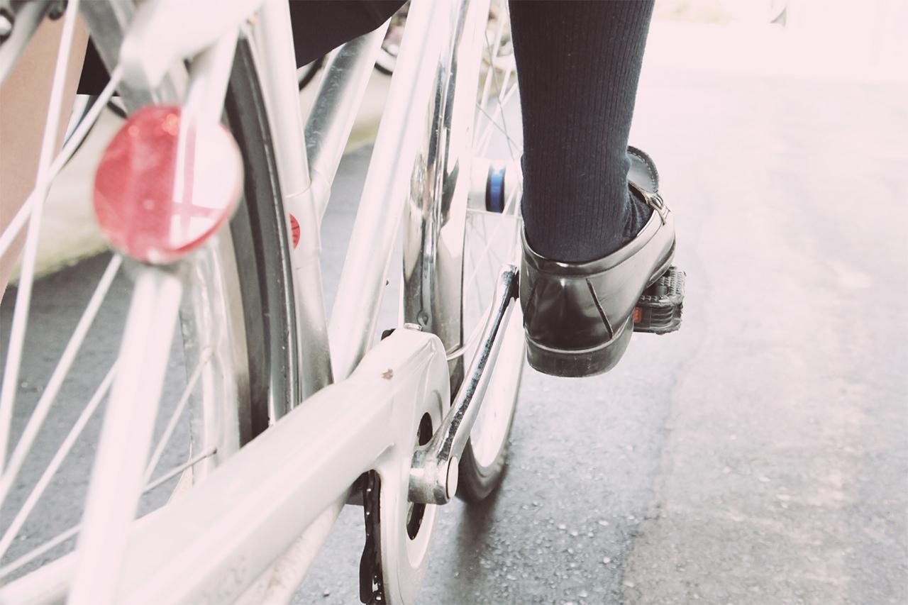自転車通学イメージ