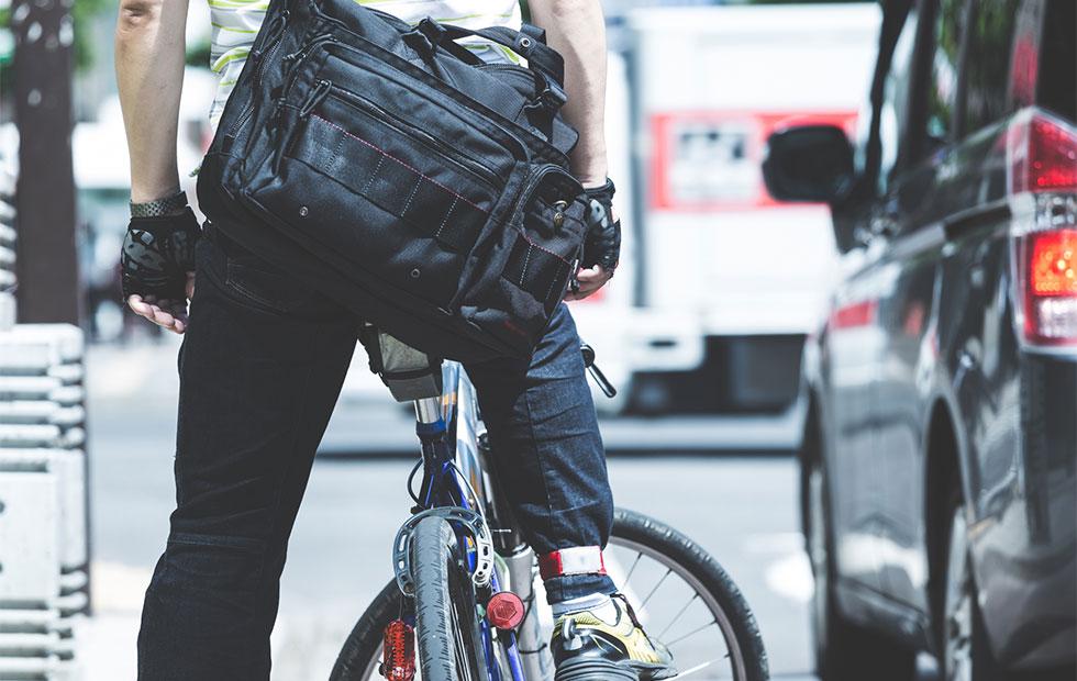自転車交通マナーのイメージ