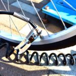 タイヤ空気入れのイメージ