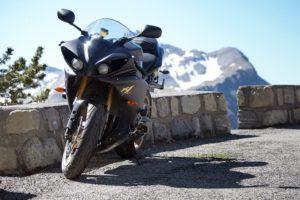 ヤマハのバイクイメージ