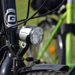 自転車フロントライトのイメージ