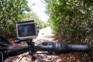 自転車用ドライブレコーダーのイメージ