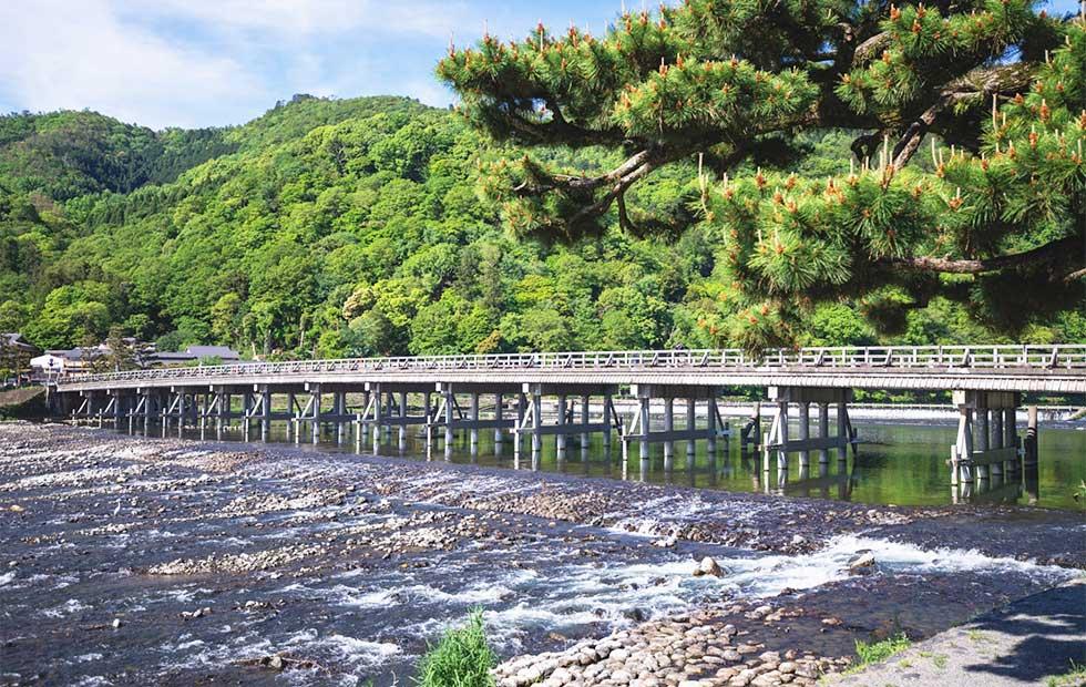 京都の嵐山のイメージ