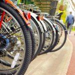 自転車用テールライトのイメージ