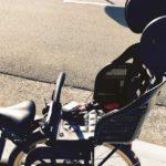 子供乗せ自転車のイメージ
