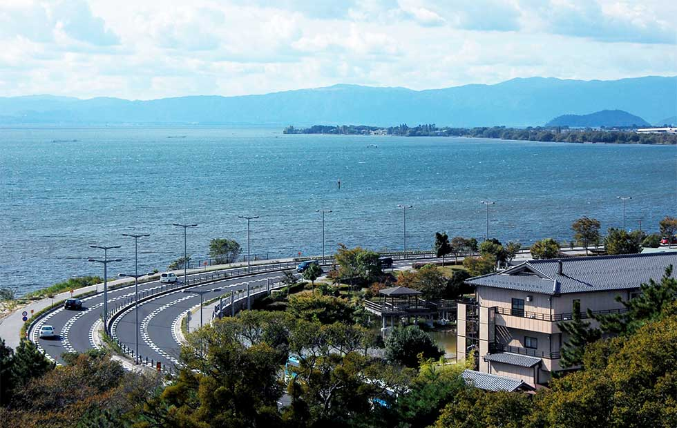 琵琶湖のイメージ