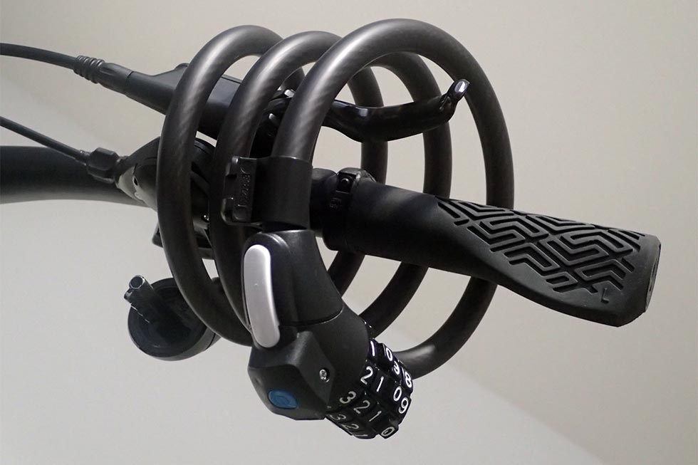 自転車の鍵のイメージ
