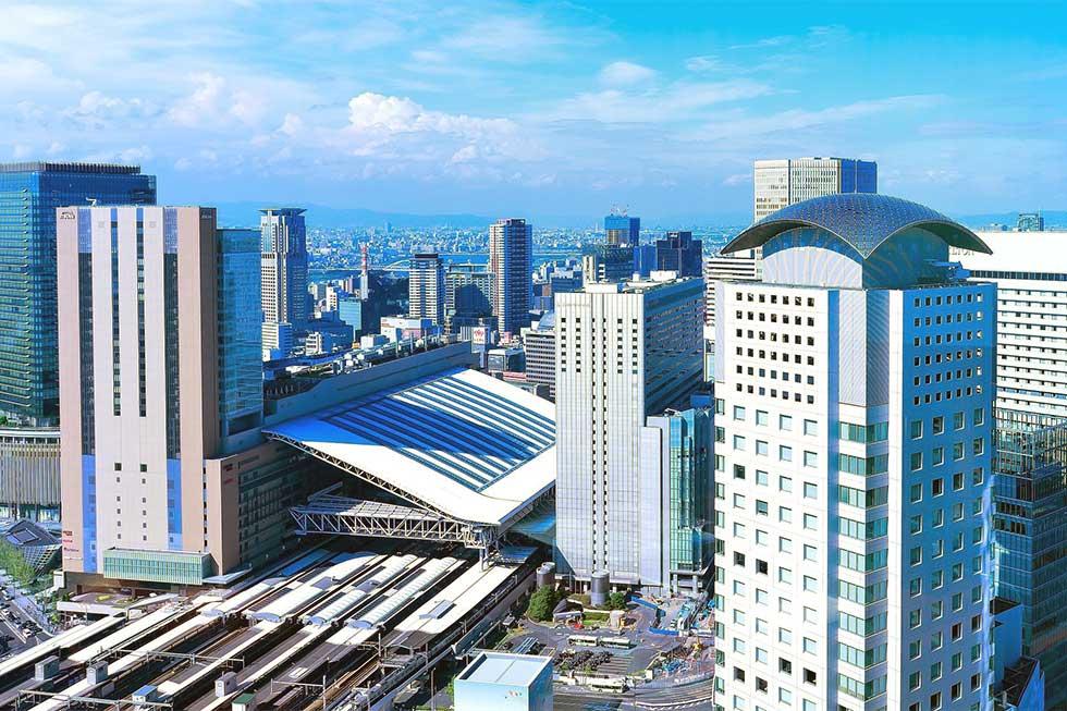 大阪駅のイメージ