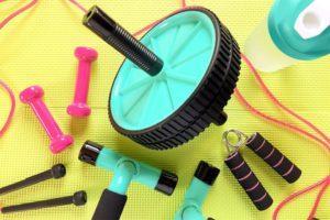 トレーニング器具のイメージ
