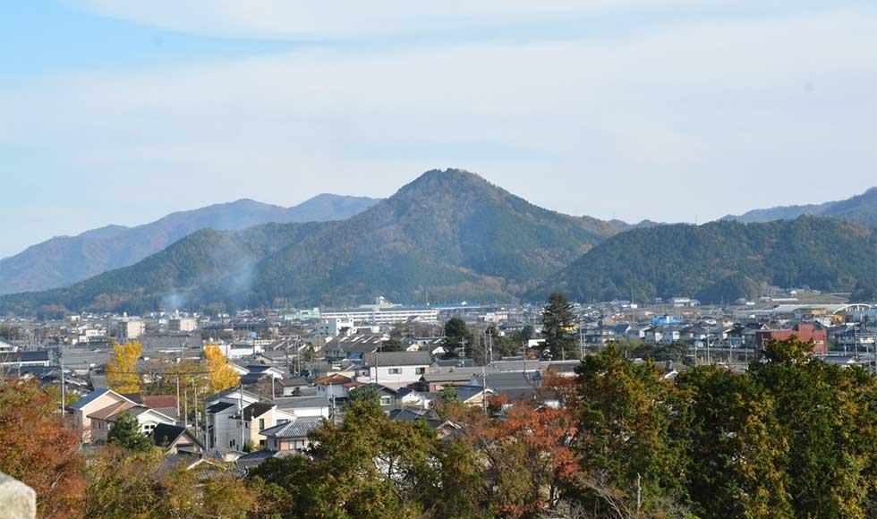兵庫県丹波篠山市のイメージ