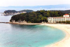 和歌山県の白浜のイメージ