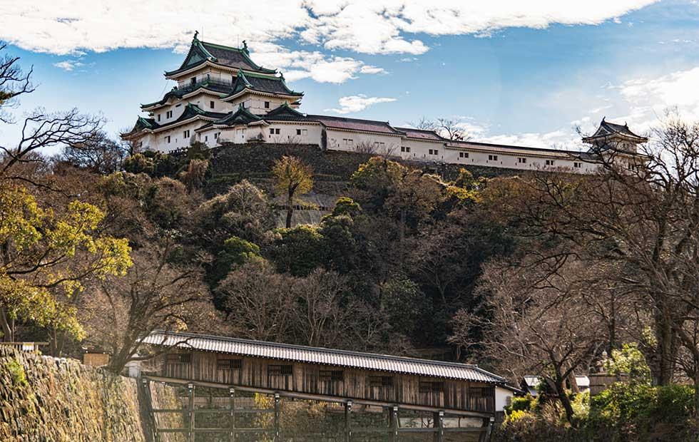 和歌山城のイメージ