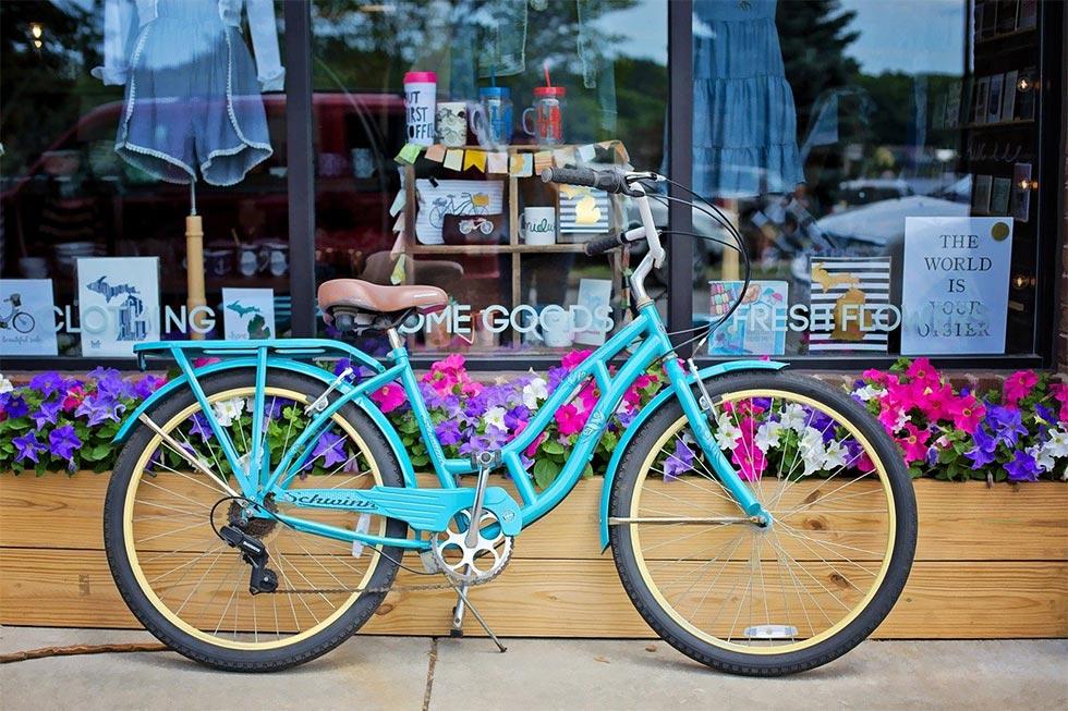 自転車通販サイトのイメージ