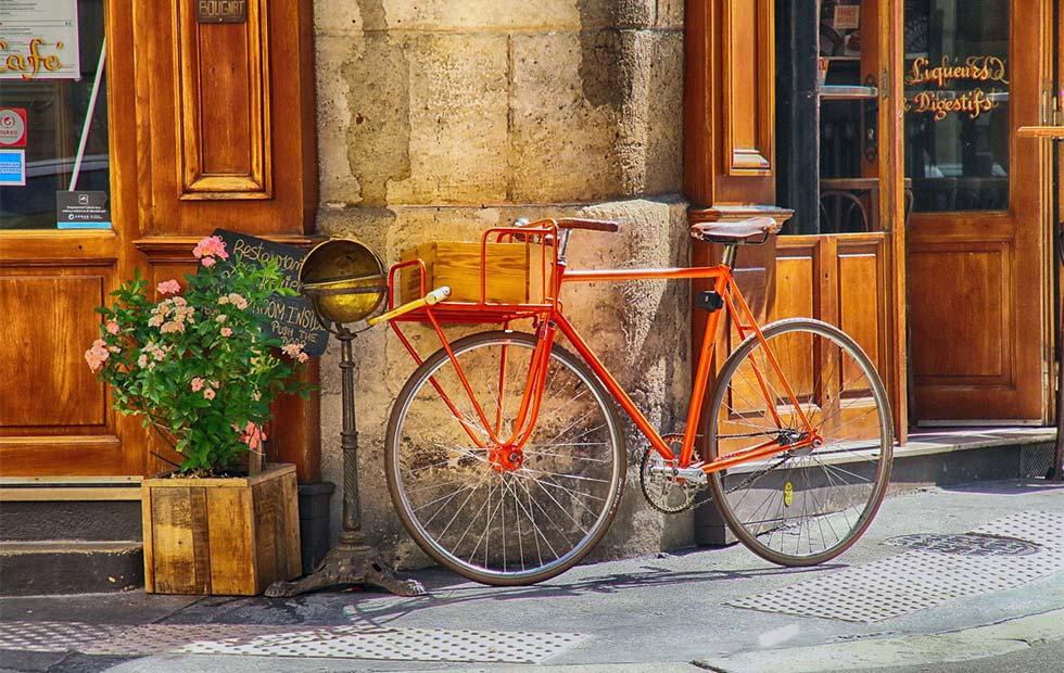 中古自転車のイメージ