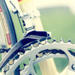 ロードバイクのパーツのイメージ